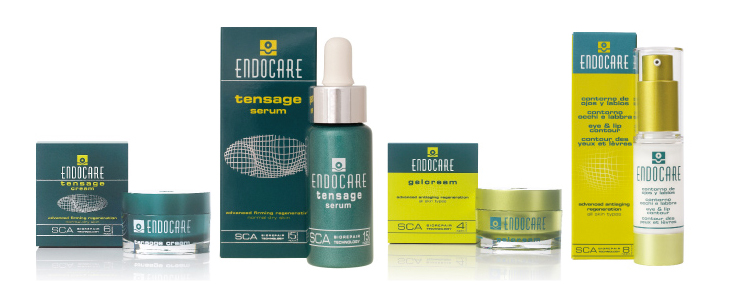 endocare skincare products