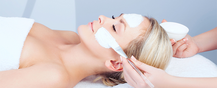 skin derma facial treatment
