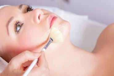 derma facials and peels