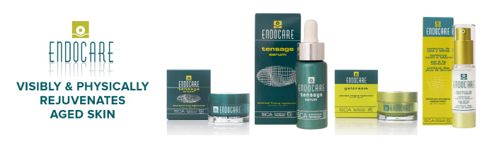 Endocare skin rejuvenation products