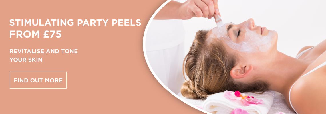 Stimulating Party Peels - AP Skincare