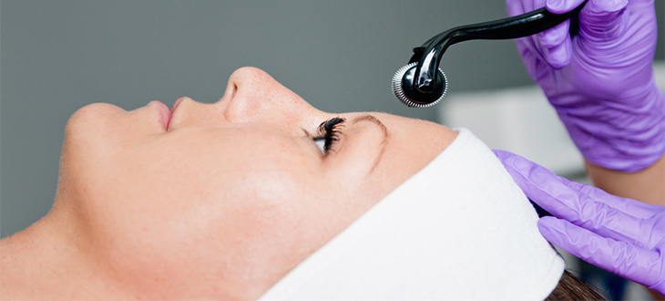 collagen facial treatment