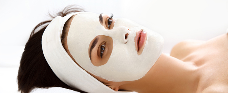 facial skincare treatment