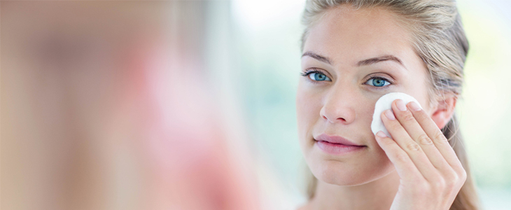 Eight habits for perfect skin