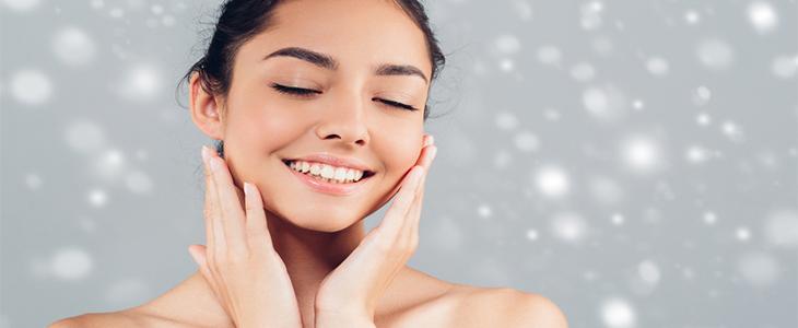 healthy skin glow
