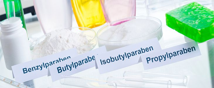 paraben products