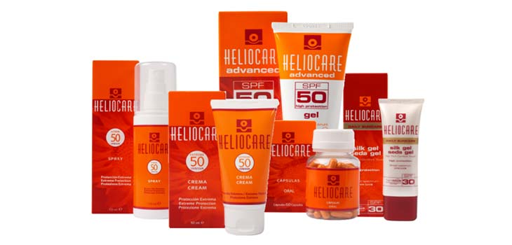 does the climate affect your skin heliocare products