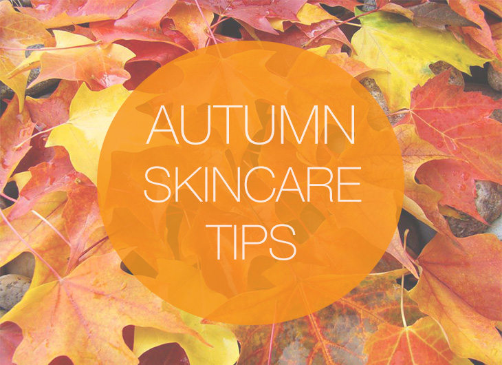 our top autumn skincare tips feature image