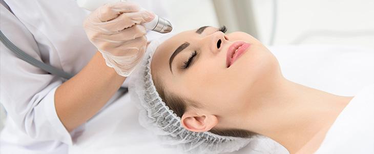 dermaroller skincare treatment