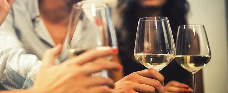 cutting down on wine