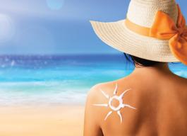 skincare in heatwave