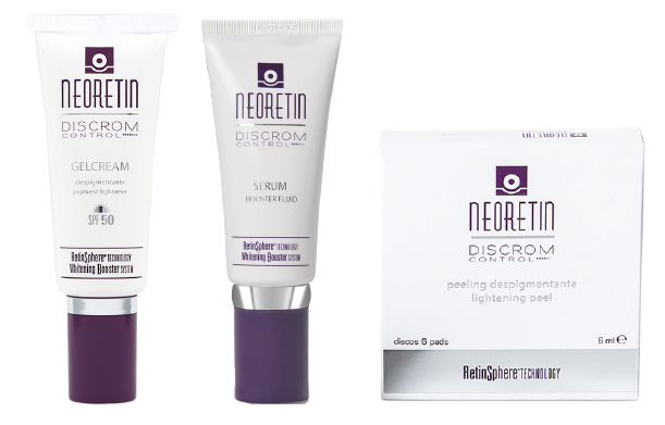 NeoRetin Discrom Product Range