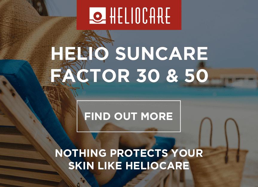 Helio Suncare Factor 30 & 50