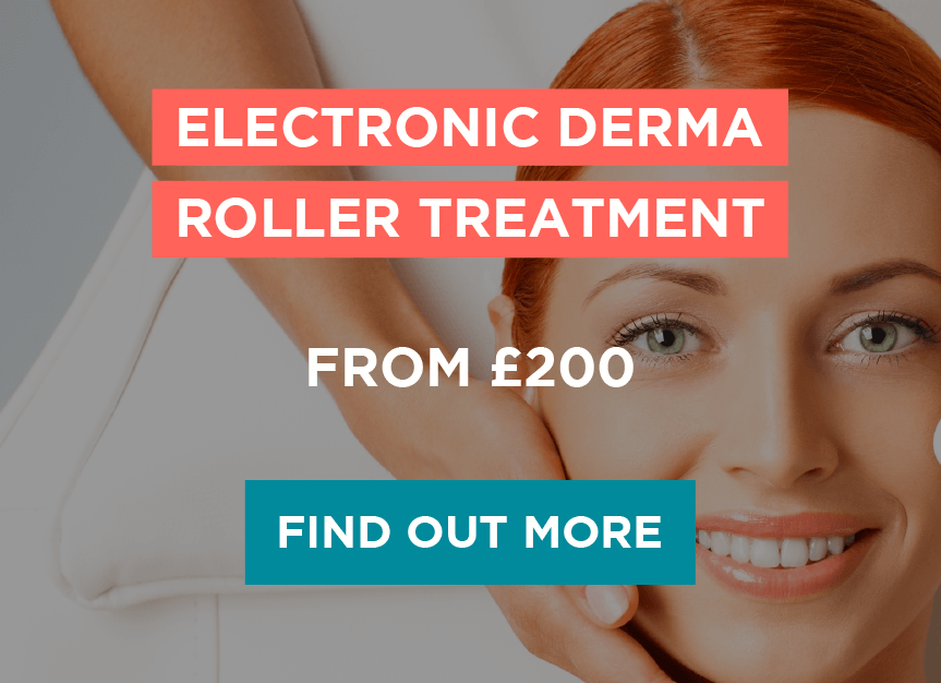 Electronic Derma Roller Treatments
