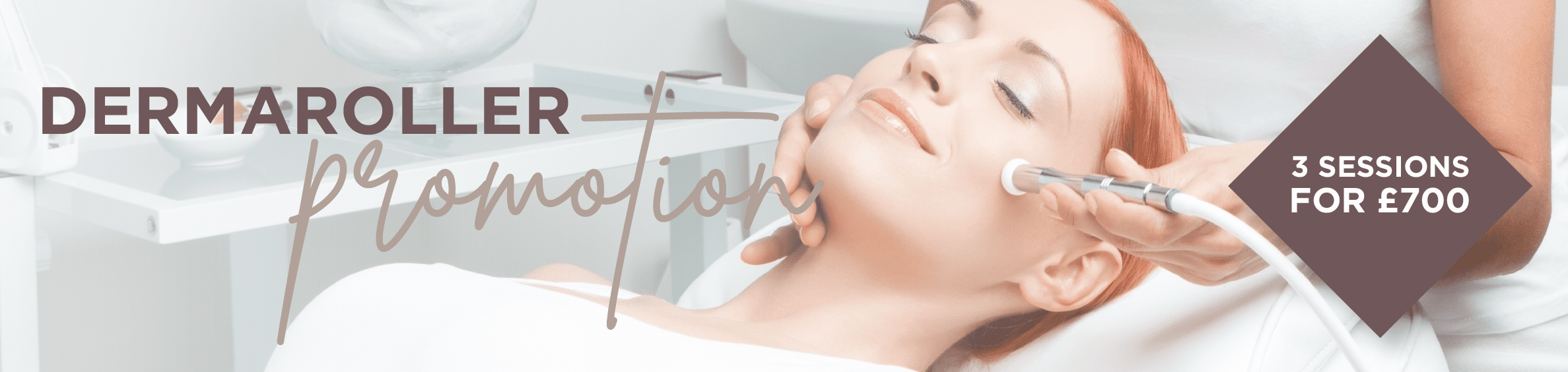 Electronic Derma Roller Therapy Package