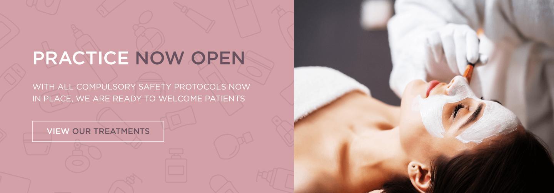 AP skincare practice open