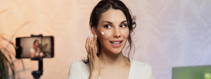 Skincare Influencer